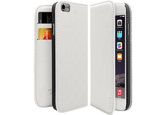SBS MOBILE Bookstyle case iPhone 6 - Vit