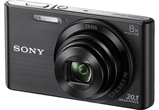 SONY Appareil photo compact Cyber-shot DSC-W830 (DSCW830B)
