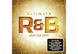 VARIOUS - Ultimate R&B - (CD)