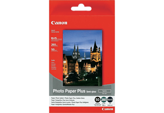 CANON Photo Paper Plus Semi-Gloss 10x15 cm (SG-201)