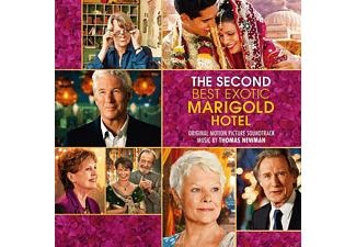 VARIOUS - The Second Best Marigold Hotel [Vinyl]