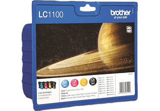 BROTHER Bläck-kit LC1100