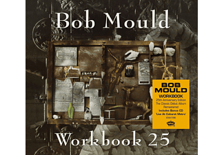 Bob Mould - Workbook 25 - (CD)
