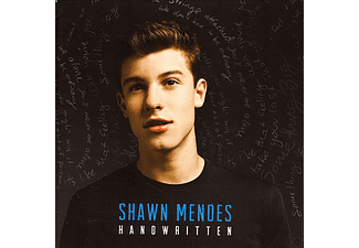 Shawn Mendes - Handwritten - Deluxe Edition (CD)