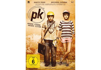 Pk - Andere Sterne, Andere Sitten - (DVD)