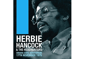 Herbie Hancock, The Headhunters - Omaha Civic Auditorium 17th Nov.1975 - (CD)