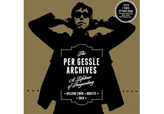 Per Gessle - The Per Gessle Archives-Lifetime Of Songwriting [CD]