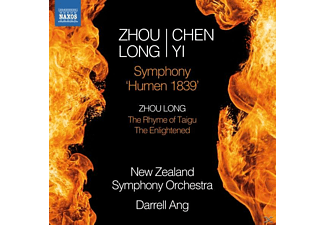 Darrell Ang - Sinfonie Humen 1839/The Enlightened/+ - (CD)