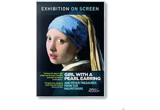 - Girl With A Pearl Earring - (DVD)