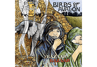 Birds Of Avalon - Bazaar Bazaar - (Vinyl)