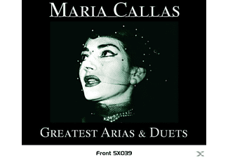 Maria Callas - Greatest Arias & DuetsDEFINITIVE GOLD SERIES - (CD)