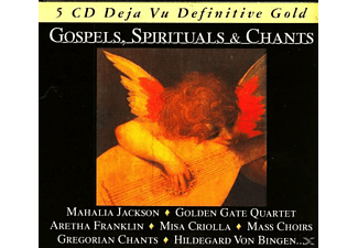 VARIOUS - Gospels, Spirituals & Chants - (CD)