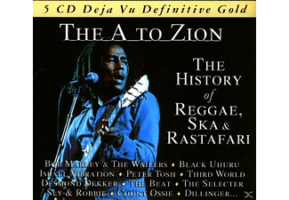 VARIOUS - The History Of Reggae,Ska & Ra - (CD)