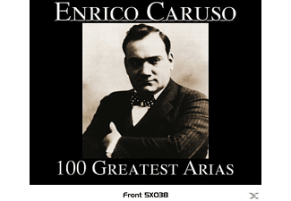 Enrico Caruso - 100 Greatest AriasDEFINITIVE GOLD SERIES - (CD)
