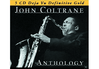 John Coltrane - Anthology - (CD)