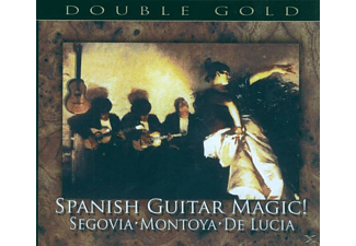 Paco de Lucía - SPANISH GUITAR MAGIC - (CD)