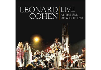 Leonard Cohen - Live At Isle Of Wight - (Vinyl)