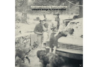 VARIOUS - Remembering Mountains: Unheard Song - (Vinyl)