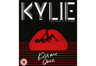 Kylie Minogue - Kiss Me Once-Live At The Sse Hydro - (CD + Blu-ray Disc)