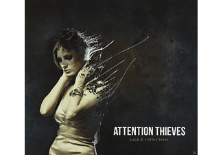 Attention Thieves - Look A Little Closer [CD]