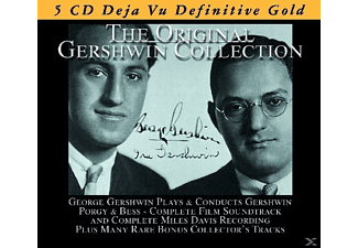 George Gershwin - Gershwin Plays & Conducts [Box-Set] - (CD)