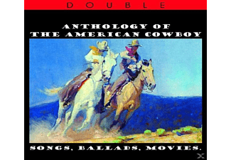 VARIOUS - Anthology Of The American Cowboy - (CD)