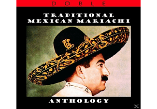 VARIOUS - Traditional Mexican Mariachi - (CD)