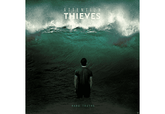 Attention Thieves - Hard Truths [CD]