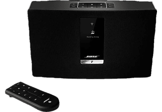 bose syst me audio wi fi soundtouch portable s rie ii noir. Black Bedroom Furniture Sets. Home Design Ideas