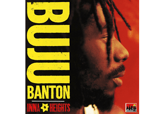 Buju Banton - Inna Heights - (CD)