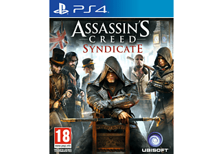 Assassin's Creed Syndicate FR/NL PS4