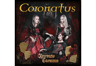 Coronatus - Recreatio Carminis (Ltd.Digipak) - (CD)