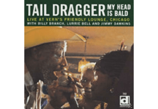 Tail Dragger - My Head Is Bald - (CD)