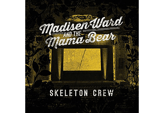 Madisen Ward and the Mama Bear - Skeleton Crew (CD)