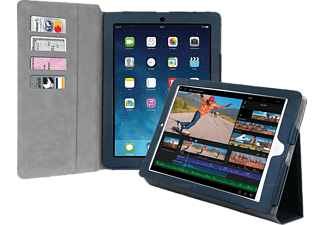 SBS MOBILE Bookstyle Case - iPad Air 2 (Blå)