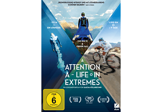 Attention: A Life in Extremes Sport DVD
