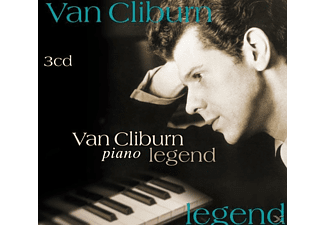 Van Cliburn - Piano Legend - (CD)