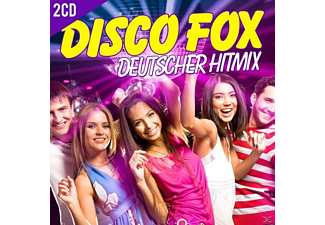 VARIOUS - Disco Fox-Deutscher Hitmix [CD]