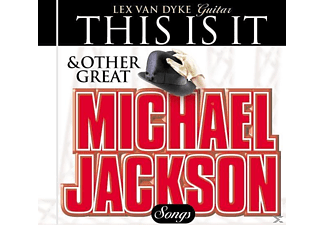 Lex Vandyke - This Is It And Other Jackson Songs - (CD)