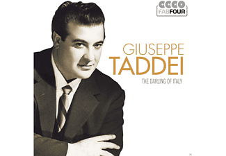 Giuseppe Taddei - The Darling Of Italy - (CD)