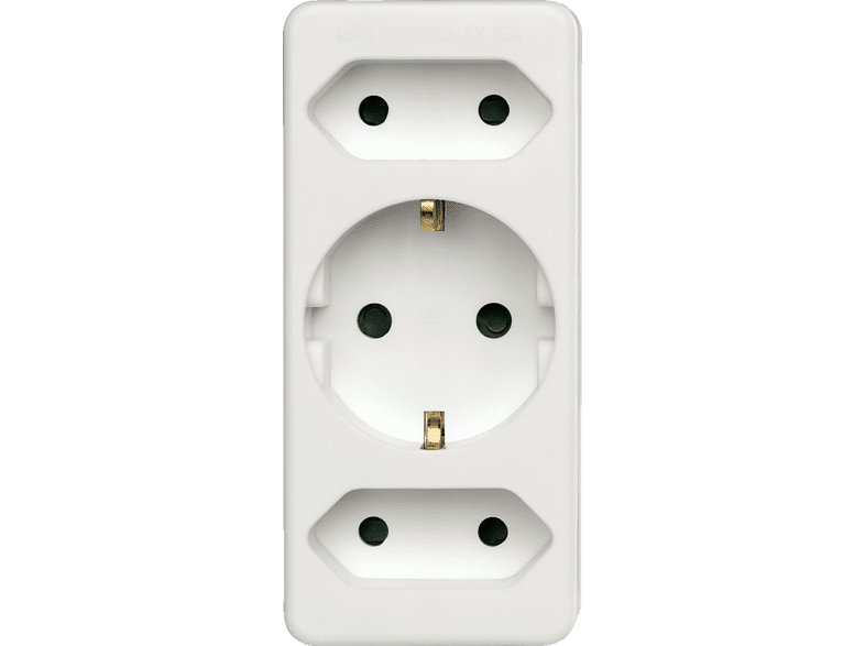 HAMA 3-fach Multistecker