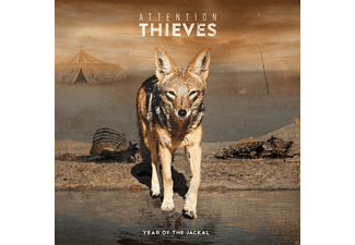 Attention Thieves - The Year Of The Jackal - (CD)