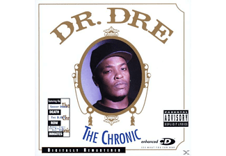 Dr. Dre - The Chronic (CD)