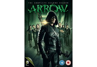 Arrow - Season 2 DVD