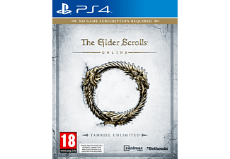 The Elder Scrolls Online: Tamriel Unlimited | PlayStation 4