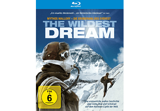 The Wildest Dream - Mythos Mallory - Die Eroberung des Everest [Blu-ray]