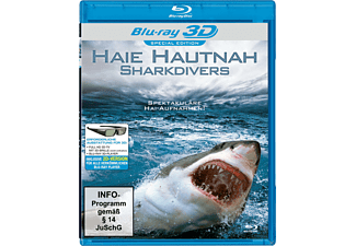 Shark Divers (2 Folgen) - (3D Blu-ray)