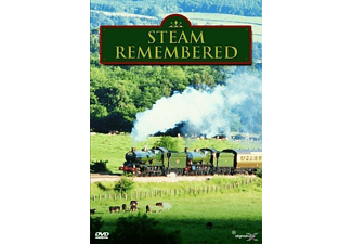 Steam Remembered [DVD]