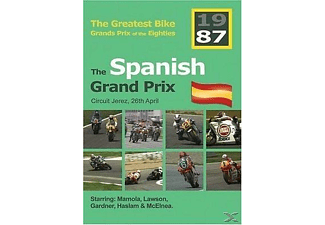 Great Bike Gp Of The 80's - Spain 1 [DVD]