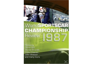 World Sportscar 1987 Review - (DVD)